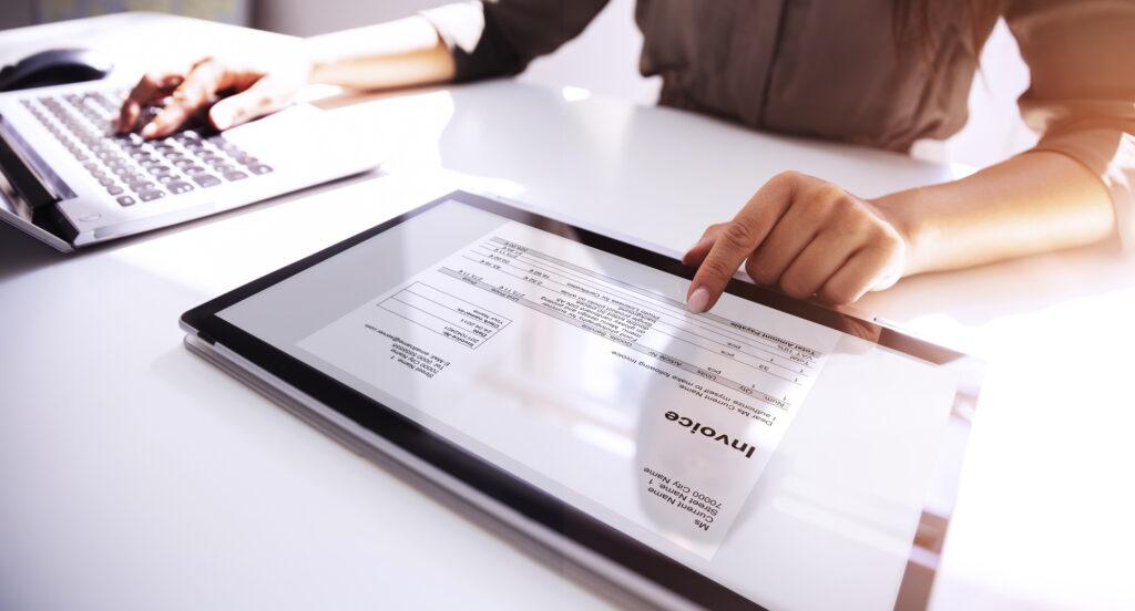 CVE ITsolutions Boekhoudsoftware Digitaal Factureren