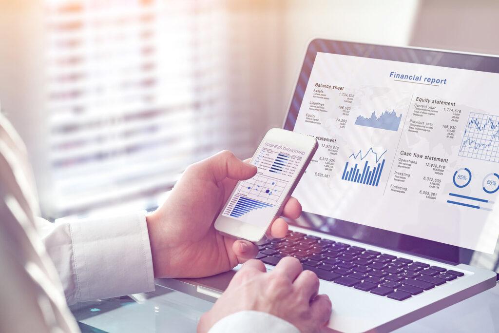 CVE IT Solutions Accountancy Cijfers Rapportages